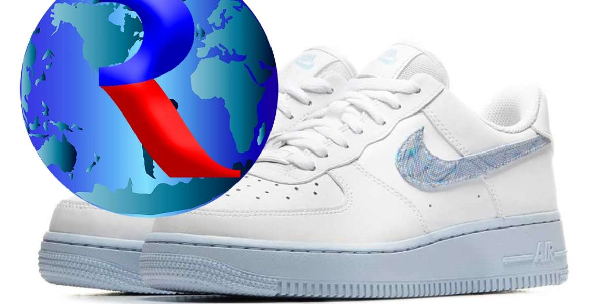"""Cheap Nike Air Force 1 Low """"Hydrogen Blue"""" For Sale CZ0377-100"""